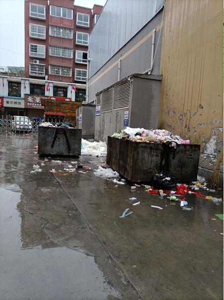 沈丘县:隆鼎国贸商场发生一起保洁员死亡事故