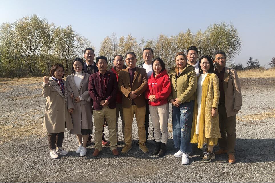 河南智库教育研究院易学文化研究院走进山西省晋城市开展研学活动