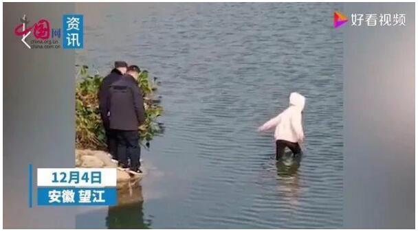 全网热议:望江女孩溺亡,民警错了么?
