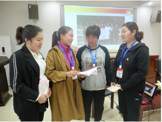 长垣县烟草专卖局(公司)积极组织党员干部开展党史学习教育活动