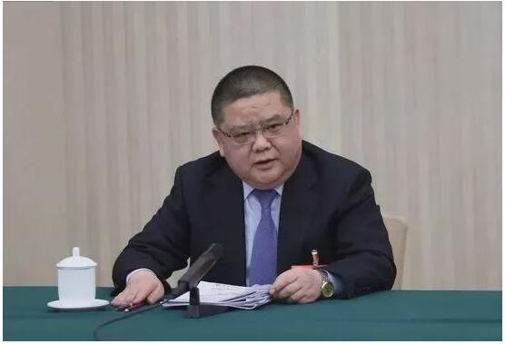 河南省委常委、政法委书记甘荣坤为何落马?